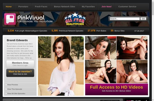 All Star Reality Porn