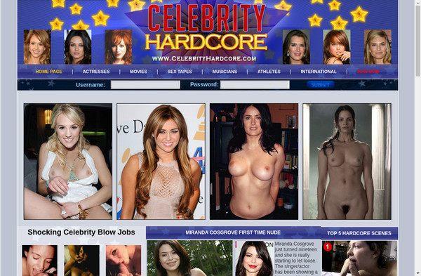 Celebrity Hardcore