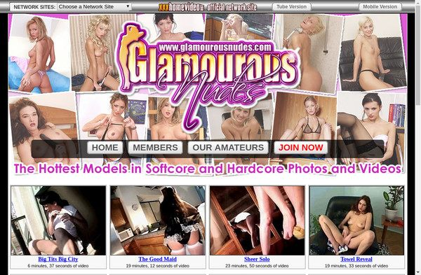 Glamourous Nudes
