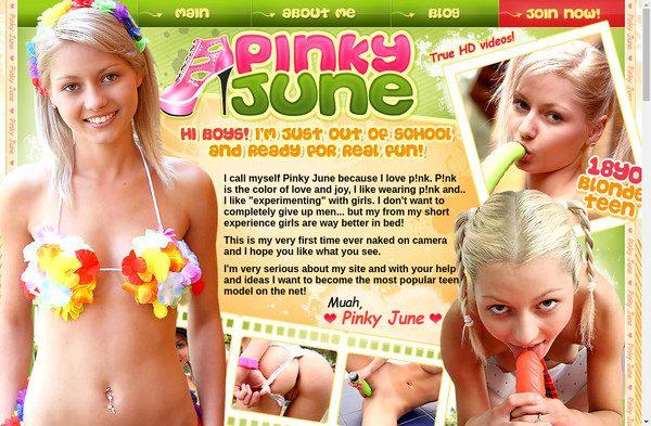 Pinky June