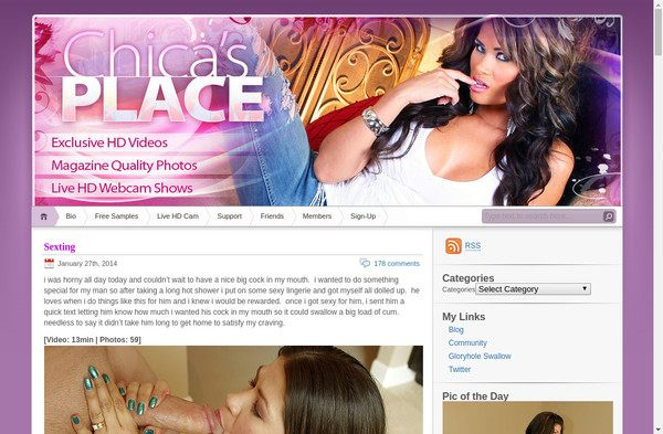 Chicas Place
