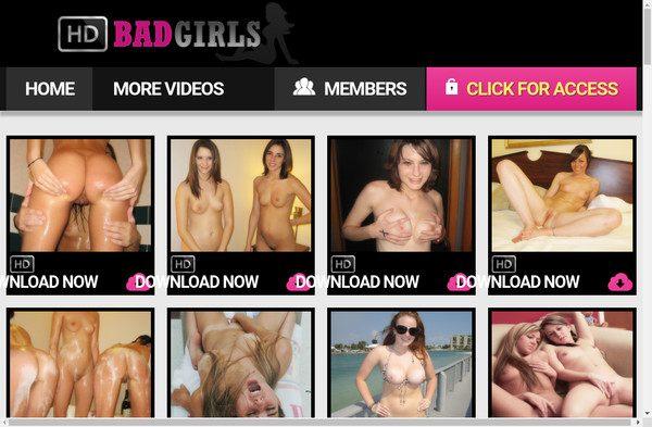 HD Bad Girls