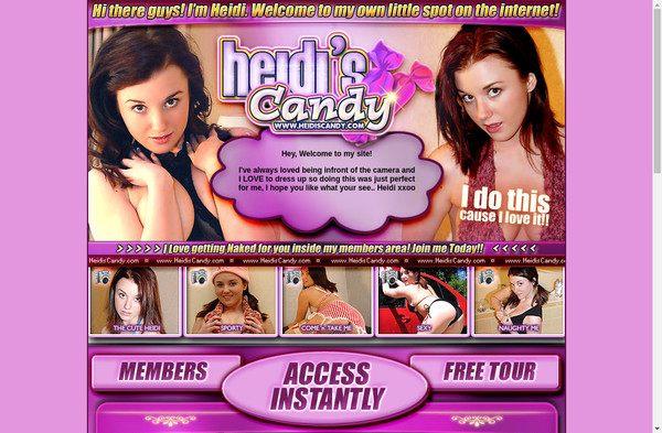Heidis Candy