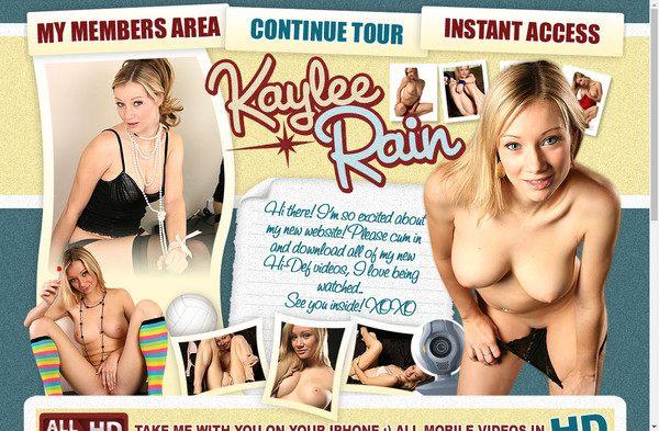 Kaylee Rain