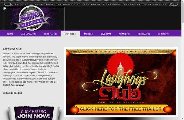 Lady Boys Club