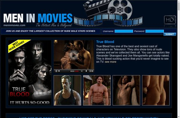 Men In Movies