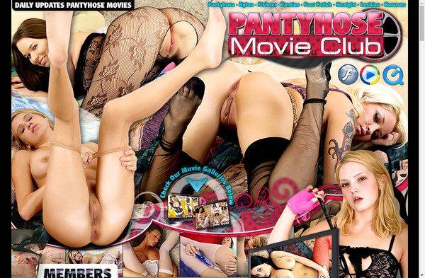 Pantyhose Movie Club