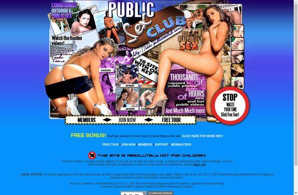 Public Sex Club