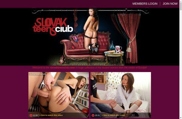 Slovak Teens Club