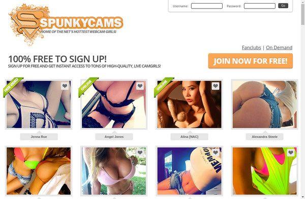 Spunky Cams