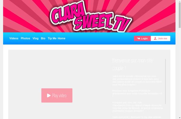 Clara Sweet