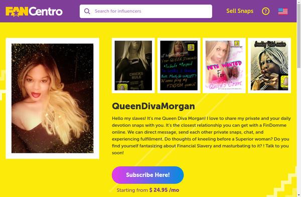 Queen Diva Morgan