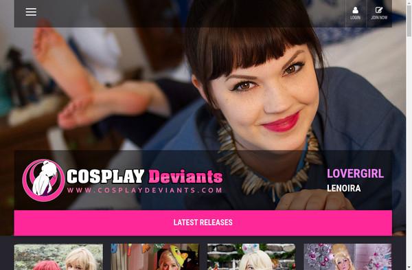 Cosplay Deviants