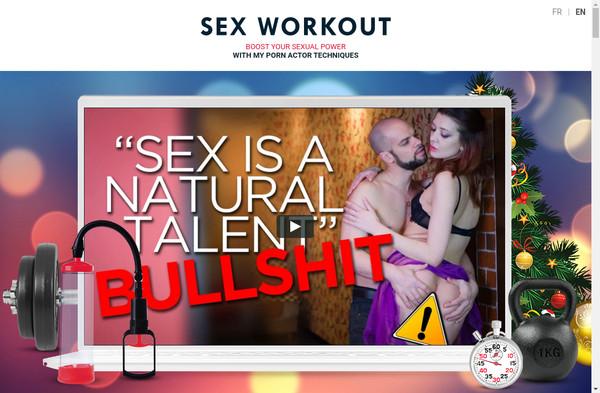 Sex Workout