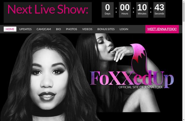 Foxxed Up