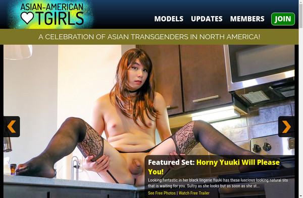 Asian American T Girls