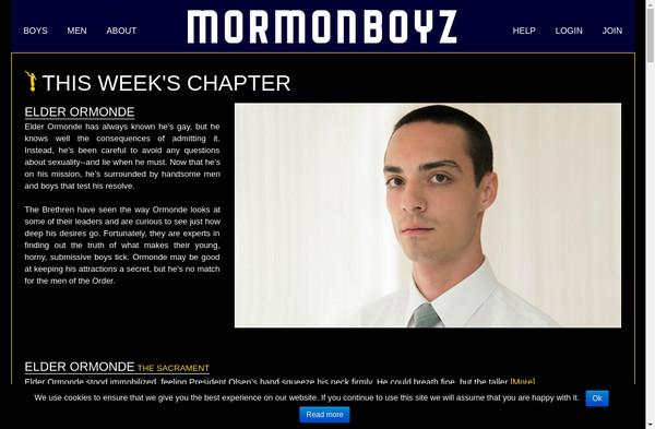 Mormon Boyz
