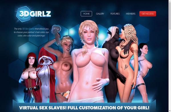 3 D Girlz