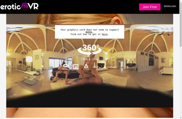 Erotic VR