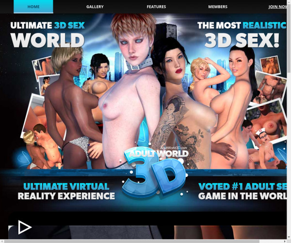 Adult World 3 D