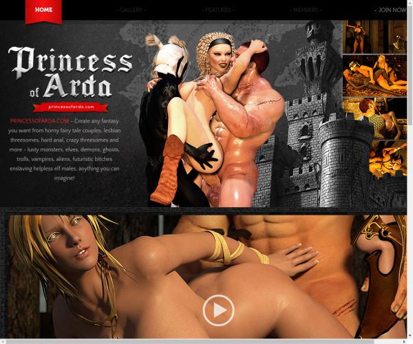 princess of arda