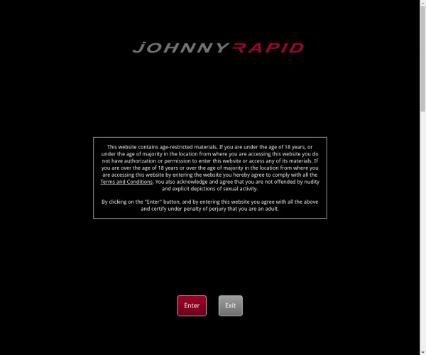 johnny rapid