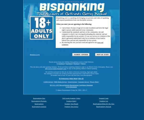 bi spanking