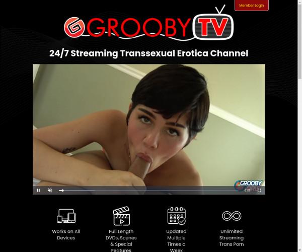 grooby tv